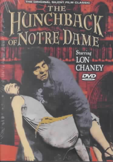 HUNCHBACK OF NOTRE DAME BY CHANEY,LON (DVD)