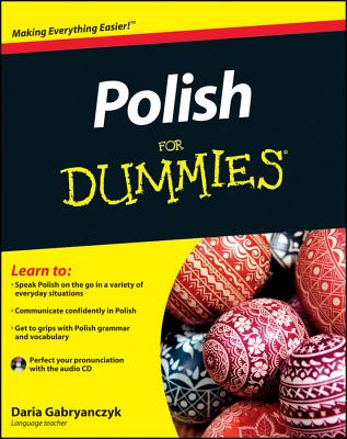 Polish for Dummies By Gabryanczyk, Daria